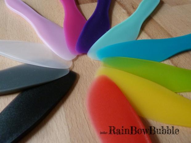 arcobaleno di palette