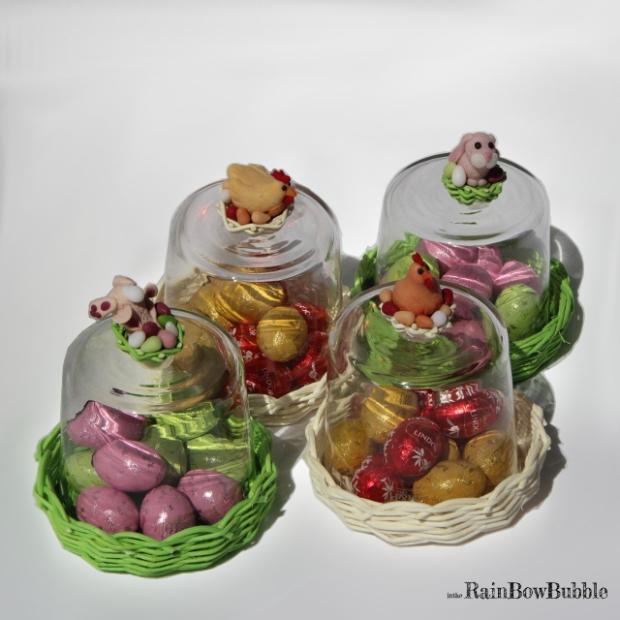 campane e cestini Pasqua